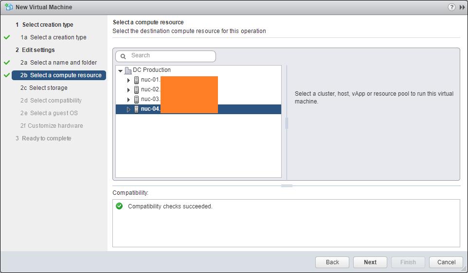 Deploy Nutanix Community Edition on VMware » domalab