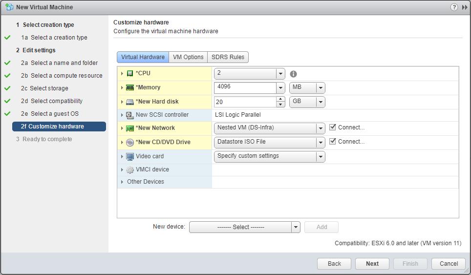 domalab.com nested XenServer customize hardware