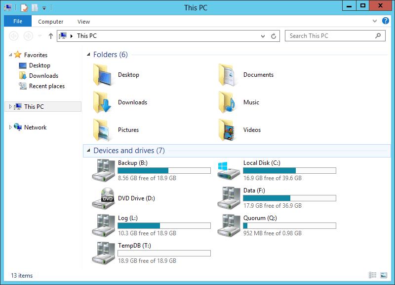 domalab.com NAS4Free Pool storage Windows Explorer new capacity