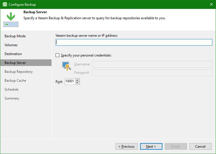 domalab.com OneDrive Windows Backup Veeam Backup Server