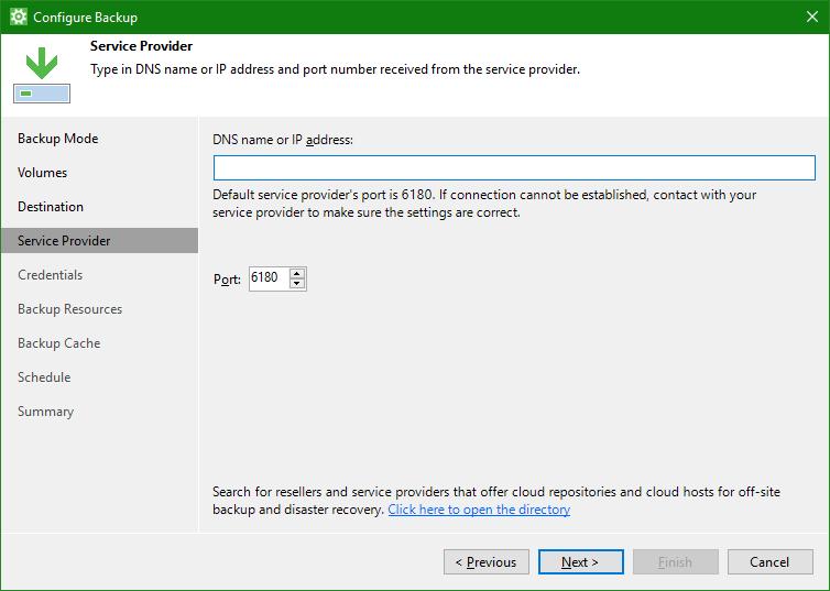 domalab.com OneDrive Windows Backup Veeam Service Provider
