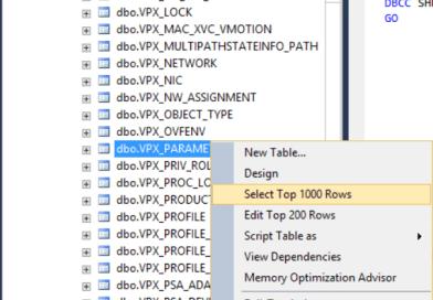 How to shrink vCenter Database for VMware 6.x