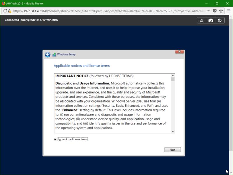 domalab.com Nutanix Windows AHV guest license