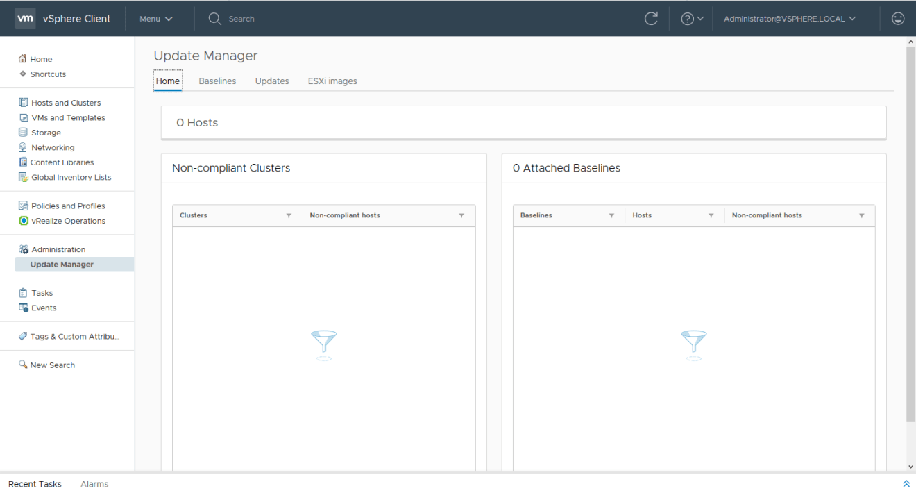 domalab.com install vSphere Patches vmware update manager