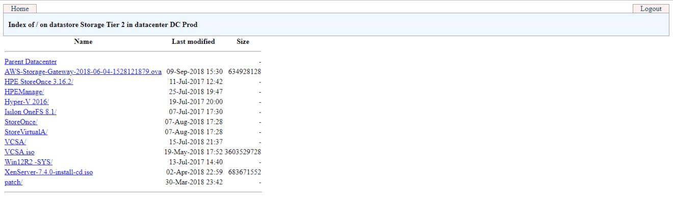 domalab.com AWS Storage Gateway ova link