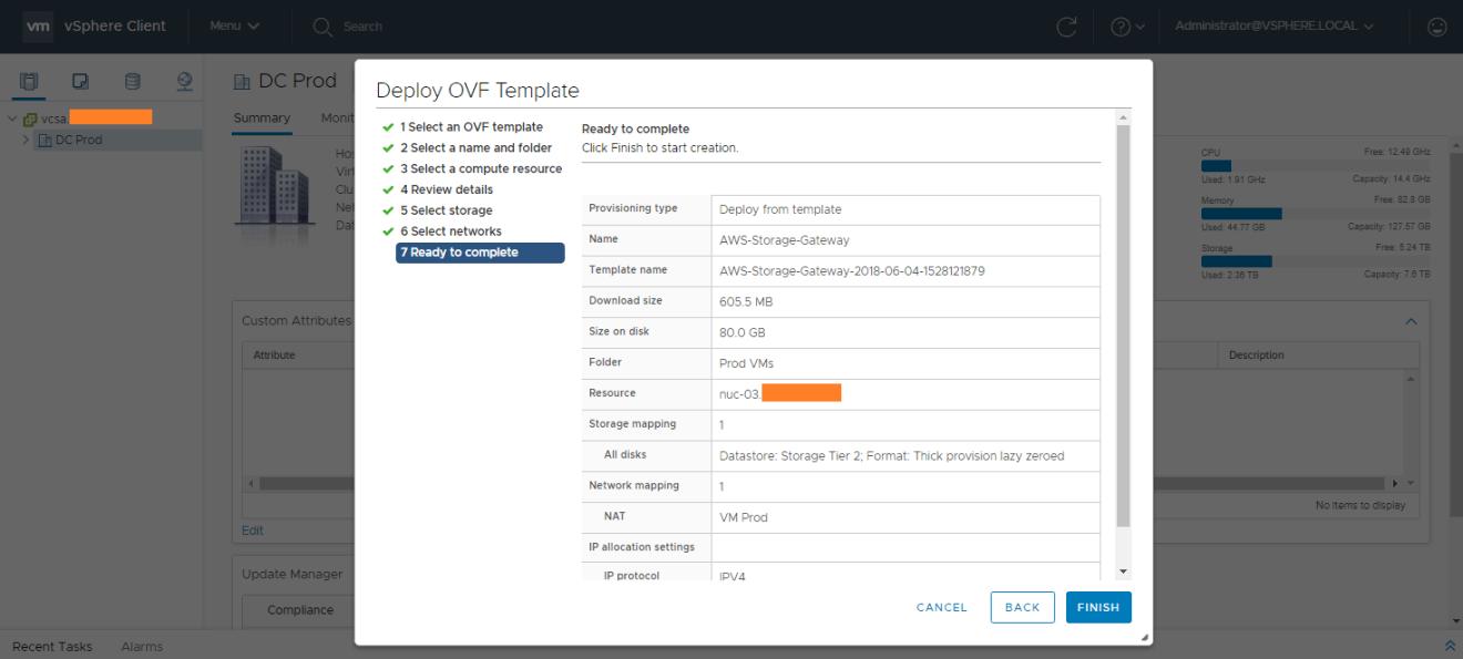 domalab.com AWS Storage Gateway