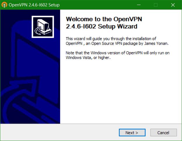 domalab.com Veeam PN Client OpenVPN install