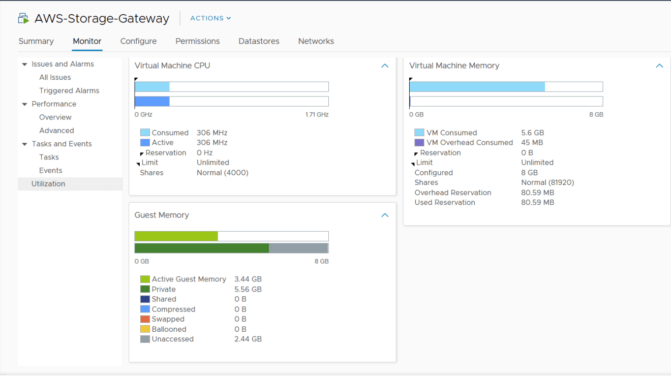 domalab.com Veeam Tape Backup AWS resources