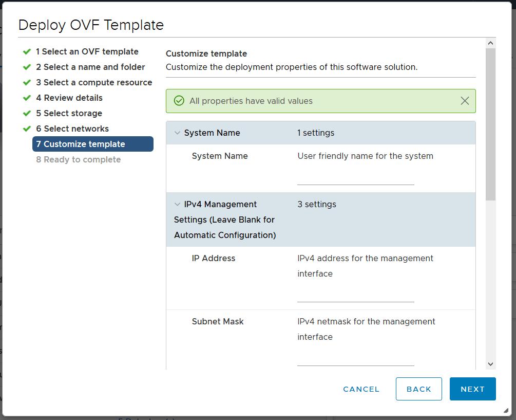 domalab.com Dell EMC Unity VSA customize template