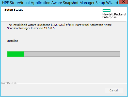 domalab.com HPE Application Snapshot Manager install on Windows