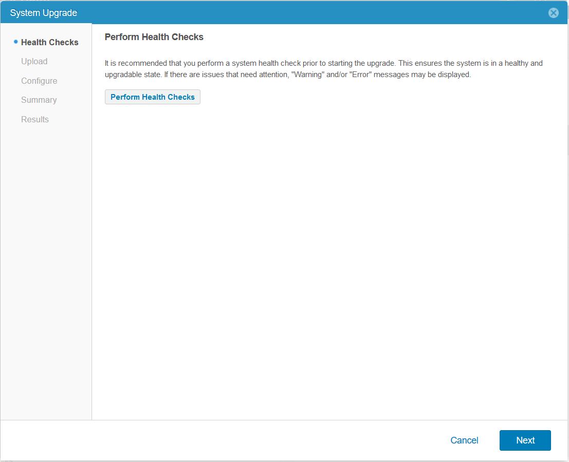 domalab.com Upgrade Dell EMC Unity health check