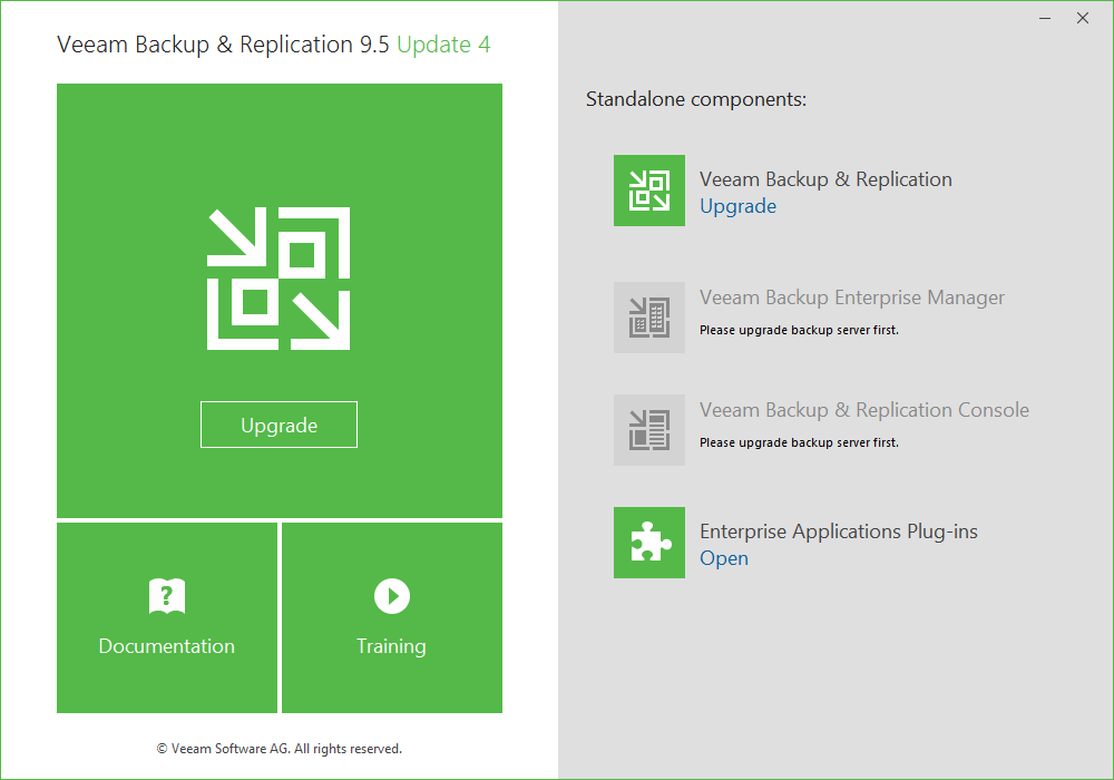 domalab.com Veeam Update 4