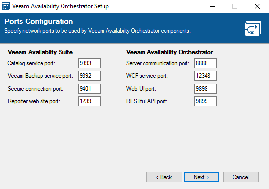 domalab.com Veeam VAO install
