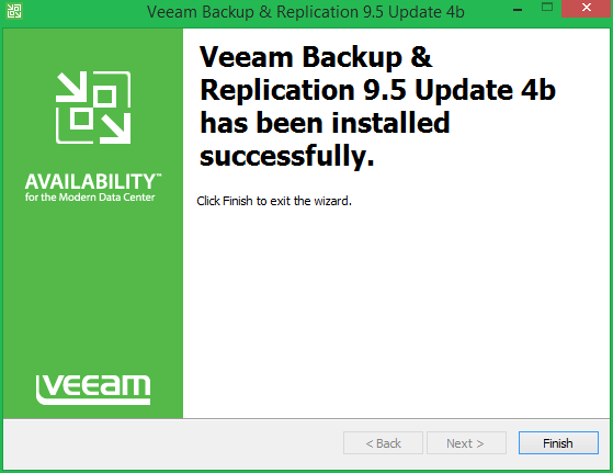 domalab.com Veeam Backup 9.5u4b