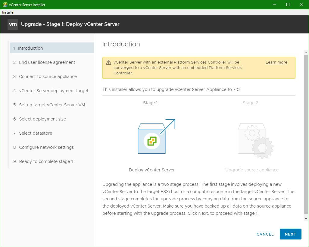 domalab.com VMware 7.0u1 upgrade part1