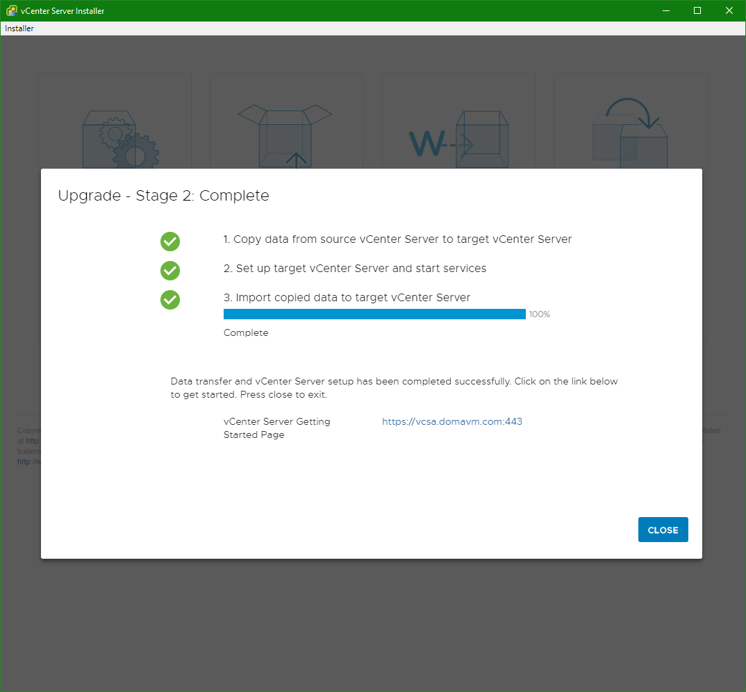 domalab.com VMware 7.0u1 upgrade part2