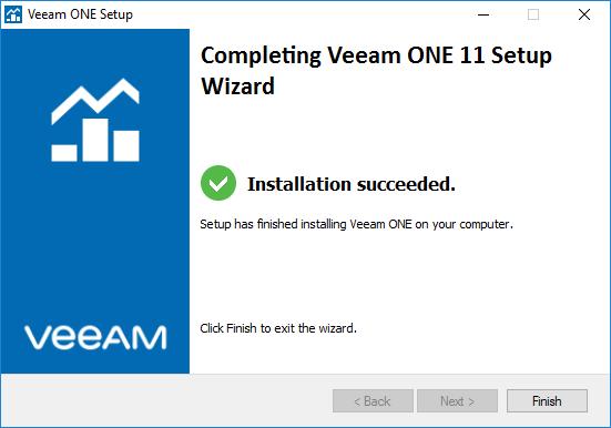 domalab.com VeeamONE v11 upgrade