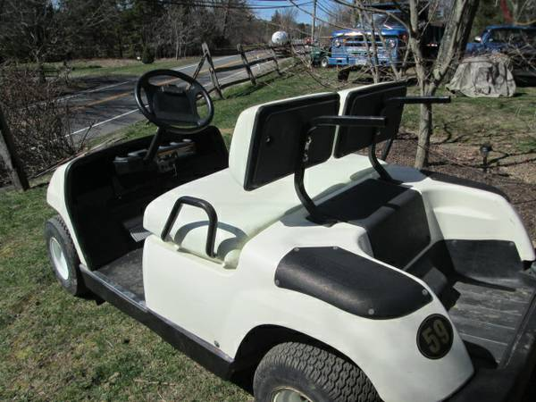 Yamaha G16a Golf Car