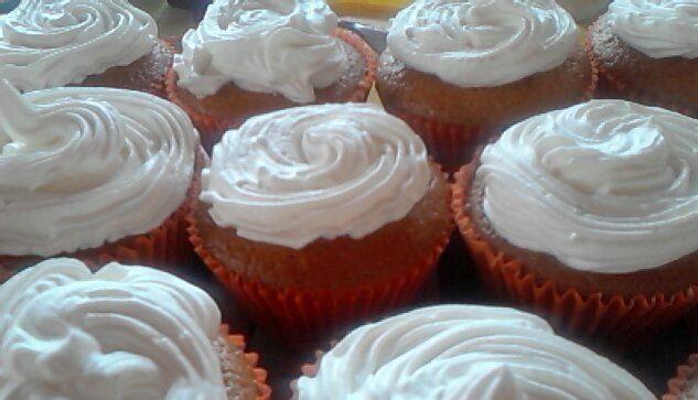 cupcake com doce de leite