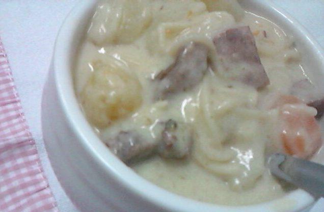 Sopa Cremosa