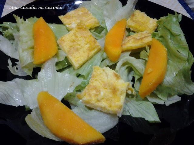 Salada de Omelete