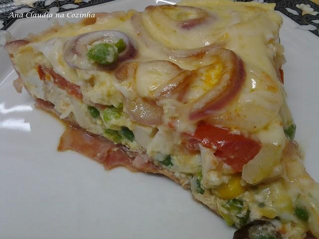 Fritada de Ovos a Portuguesa