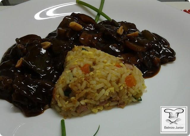 arroz chop suey a moda
