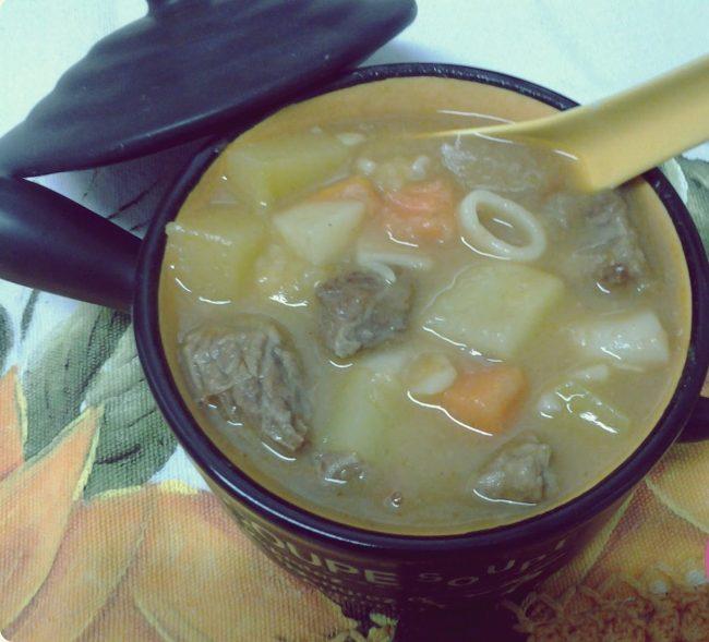 receitas de sopas sopa de legumes caseira