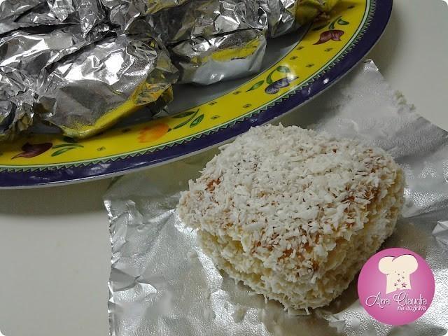 bolo gelado com coco