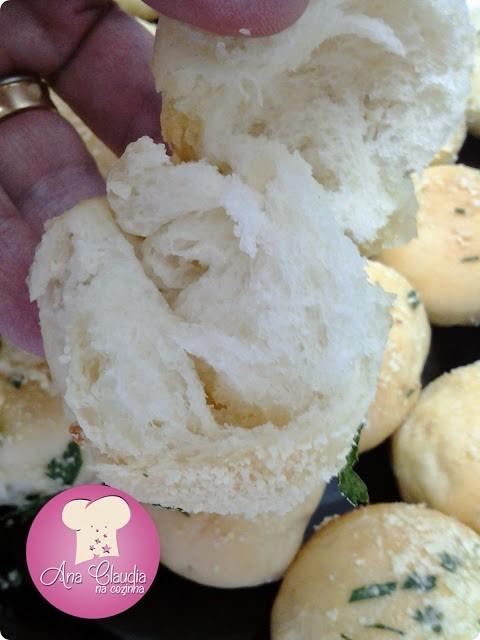pão de alho para churrasco feito em casa