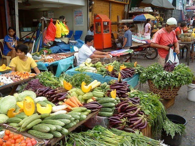 Um giro pela cozinha filipina