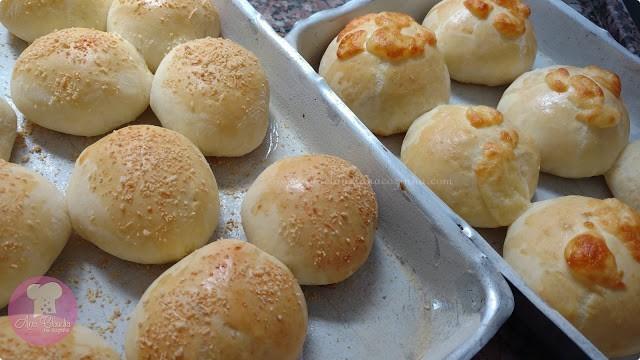 pão caseiro de cebola facil de preparar