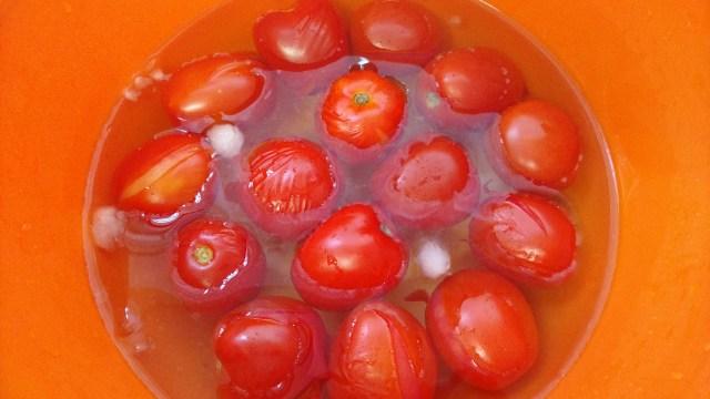 fazendo tomate pelado em casa