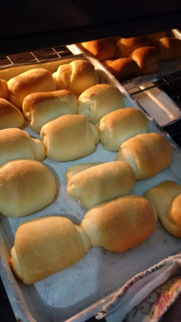 pão de leite em pó feito em casa