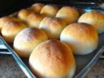 pão de creme de leite feito em casa