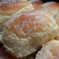 Pão doce de milho verde