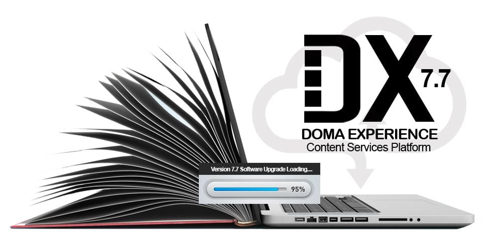DOMA DX Experience Content Services Platform