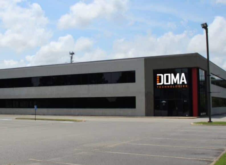 DOMA Technologies Opens New State-of-the-Art Facility