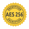DOMA uses Advanced Encryption Standard 256