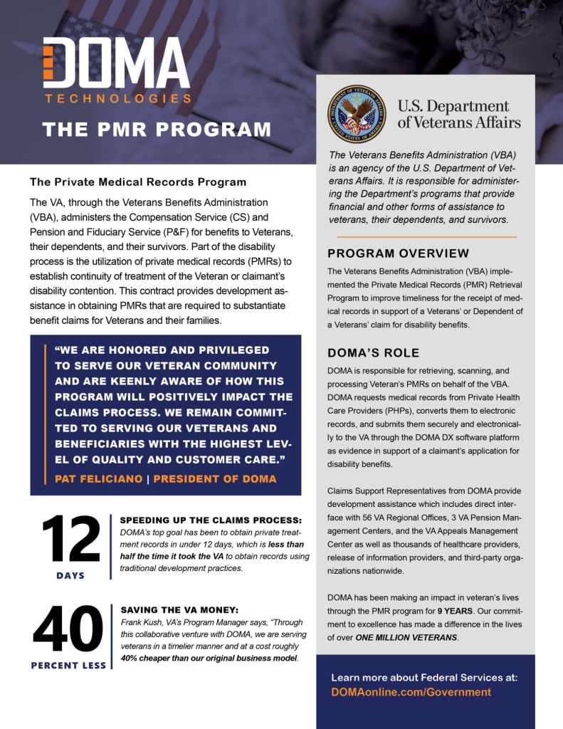 PMR Case Study