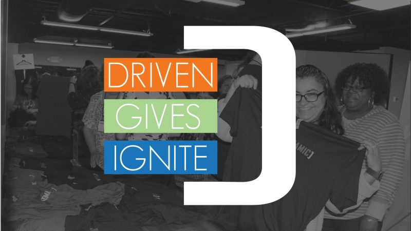 Driven Gives and Ignite Launch