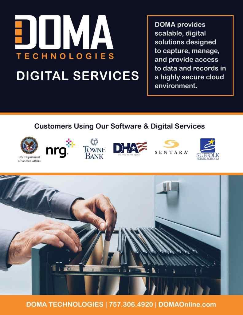 Digital Services Brief Page 1