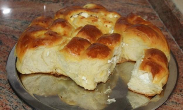Тутм,аник със сирене