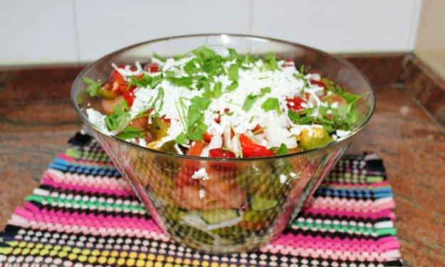 Три класически салати