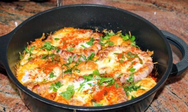 Рецепти с яйца. Бързи, лесни и вкусни идеи за обяд и вечеря