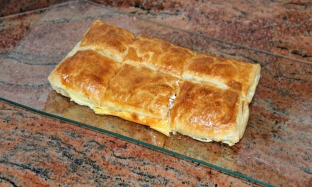 Три рецепти за банички с бутер тесто