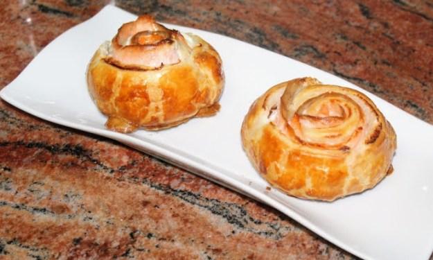 Солени розички, подходящи за предястие и за закуска