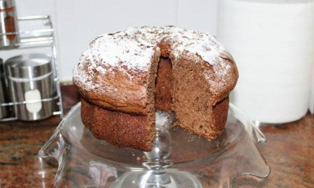 Рецепта за лесен кекс с шоколад