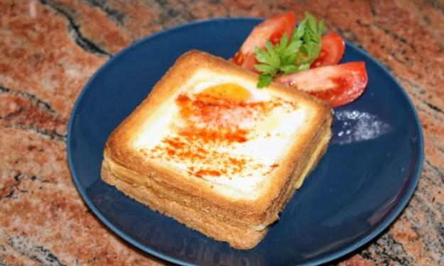 Бързо, лесно и икономично предложение за вкусна закуска и обяд или вечеря с яйца