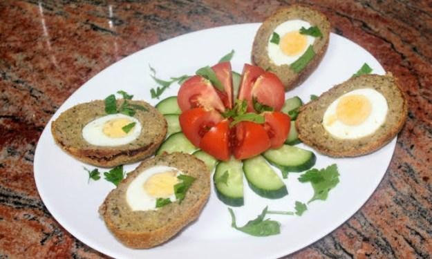 Кюфтета с яйца, бързо, лесно и вкусно, само с два продукта